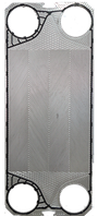 Пластина для теплообменника A6S производства Ares