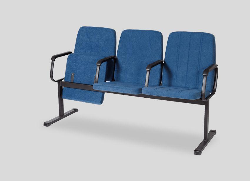 Кресло для актового зала односекционные
