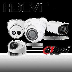 HDCVI камеры Dahua