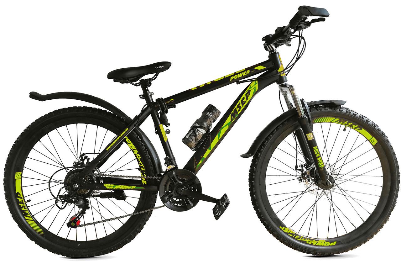 Двухколесный велосипед Msep XC 26D
