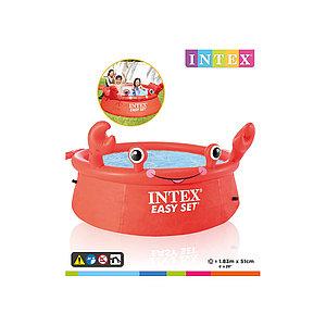 Надувной бассейн Intex 26100NP
