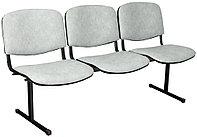 Кресло для актового зала трехсекционные