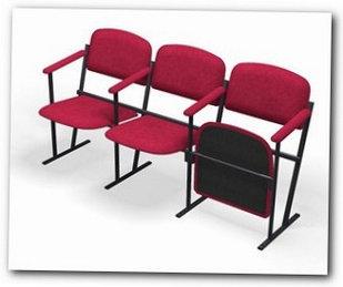 Кресло для актовых залов эконом