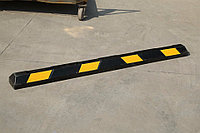 Колесоотбойник резиновый 1800мм, делинеатор для парковочных мест, фото 1