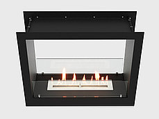 Встроенный биокамин Lux Fire Сквозной 810 М, фото 2