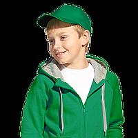 Бейсболка 10J_Зелёный (30) (52-54)