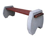 Формы для изготовления скамейки STONE (660х620х105)