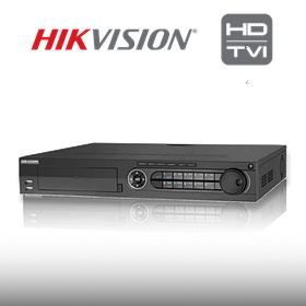 HD-TVI регистраторы Hikvision