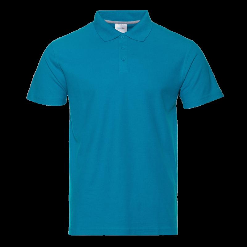 Рубашка 04_Лазурный (40) (M/48)
