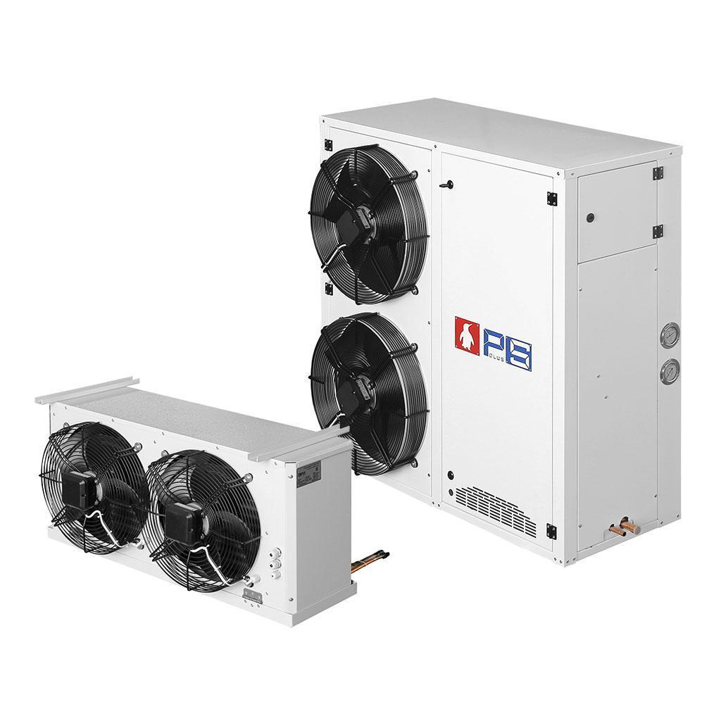 Сплит-система низкотемпературная ПОЛЮС-САР 23-77м³  BGS 435 FS