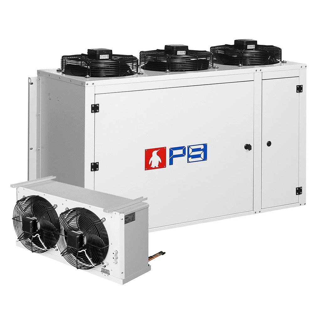 Сплит-система низкотемпературная  ПОЛЮС-САР 31-100м³ BGS 450 FS