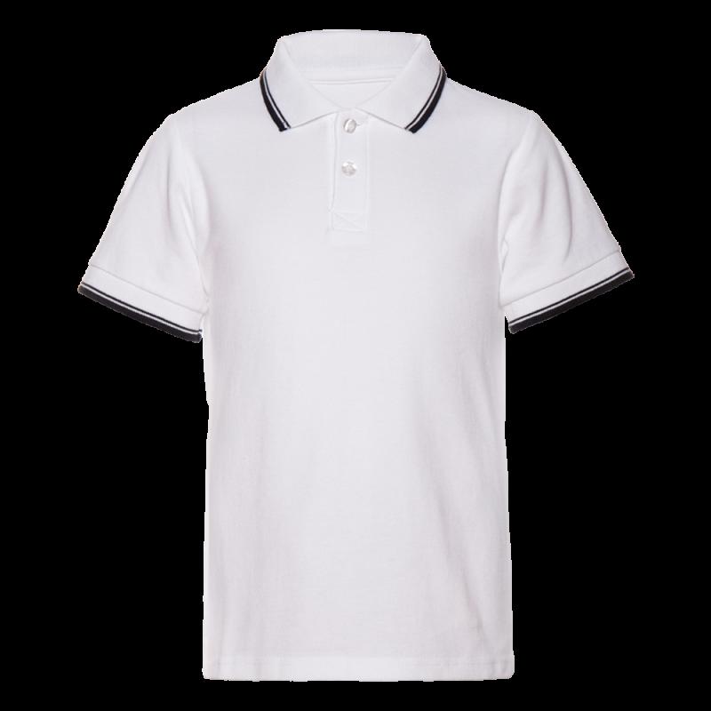 Рубашка 04TJ_Белый (10) (12 лет)