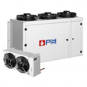 Сплит-система среднетемпературная ПОЛЮС-САР48-120м³ MGS 445 F S