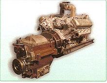 ДРА-150Я/1 — судовой дизель-редукторный агрегат на базе дизеля ЯМЗ.