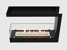 Встроенный биокамин Lux Fire Торцевой 690 S, фото 2