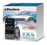 Автомобильная сигнализация Pandora DX 91 LoRa v.3