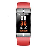 Фитнес часы GEOZON FIT PLUS, красные, Красный, -, 36814 08