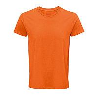 Футболка мужская CRUSADER MEN 150 из органического хлопка, Оранжевый, XS, 703582.400 XS