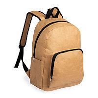Рюкзак из бумаги KIZON, Коричневый, -, 346370 12