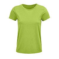 Футболка женская CRUSADER WOMEN 150 из органического хлопка, Зеленый, S, 703581.280 S