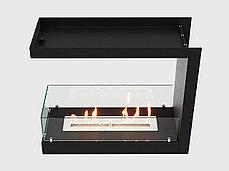 Встроенный биокамин Lux Fire Торцевой 755 М, фото 2