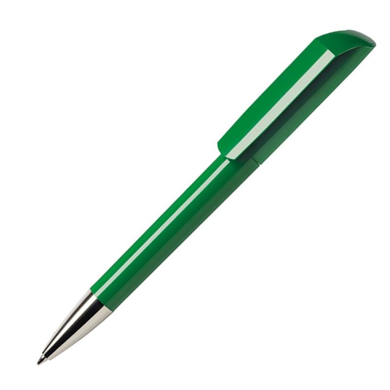 Ручка шариковая FLOW, Зеленый, -, 29471 15