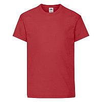 Футболка детская KIDS ORIGINAL T 145, Красный, 104, 610190.40 104