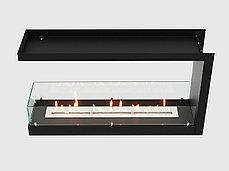 Встроенный биокамин Lux Fire Торцевой 1155 М, фото 2