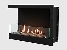 Встроенный биокамин Lux Fire Угловой 690 S (левый угол), фото 3