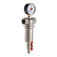 Фильтр механической очистки промывной каскадный VALTEC