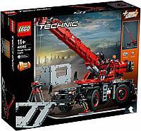LEGO 42082 Technic Подъёмный кран для пересечённой местности