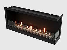 Встроенный биокамин Lux Fire Угловой 1090 S (правый угол), фото 3