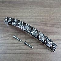 Мебельная ручка 2524/128 СР