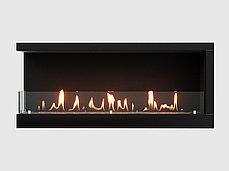 Встроенный биокамин Lux Fire Угловой 1090 S (левый угол), фото 3