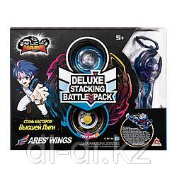 Alpha Group Infinity Nado Волчок Стакинг Делюкс,  Ares Wings 38778