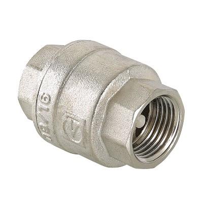 Обратный клапан никелированный VALTEC