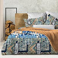 Wenge Комплект постельного белья  Holland,  WENGE, 2 спальный евро