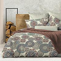 Wenge Комплект постельного белья  Amazonia,  WENGE, 2 спальный евро