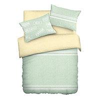 Wenge Комплект постельного белья Herbal-vanilla,  WENGE, 2 спальный евро