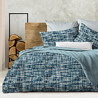 Wenge Комплект постельного белья Boucle,  WENGE, 2 спальный евро (наволочки 70х70),
