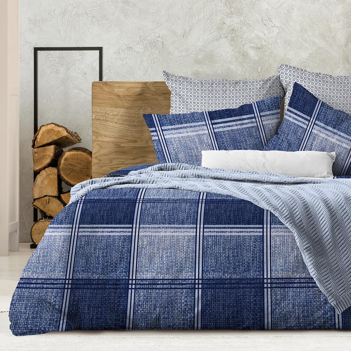 Wenge Комплект постельного белья Tweed,  WENGE, 2 спальный евро (наволочки 70х70),