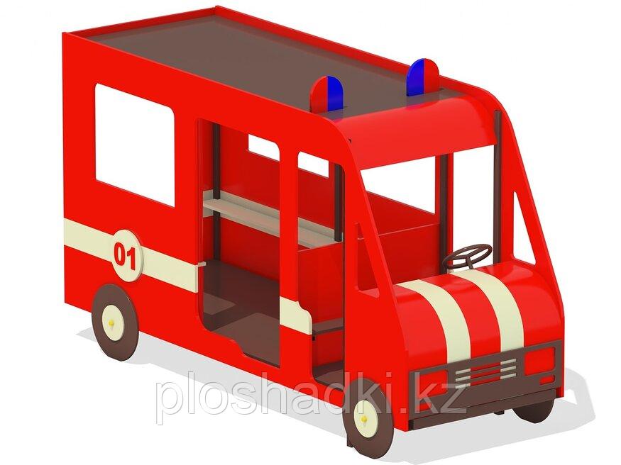 """Игровое оборудование """"Пожарная машина"""""""