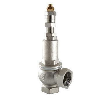 Клапан предохранительный регулируемый VALTEC 1-12бар, фото 2
