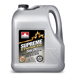 SUPREME SYNTHETIC 5W20 12X1L CASE