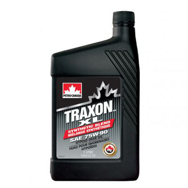 TRAXON XL SYN BLEND 75W-90 20L PAIL