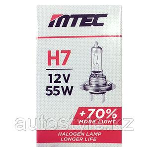 Автолампа H7 MTEC 12V 55W+70%