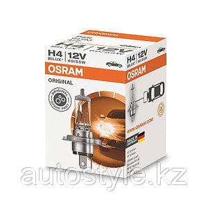 Автолампа Osram H4 60/55W 12V P43T 64193 10х10х1 BR