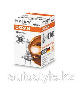 Автолампа Osram H7 55W 12V PX26D 64210