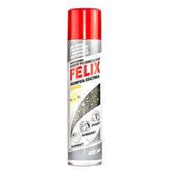 Полироль пластика Felix аэр 400мл