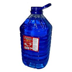 """Стеклоомывающая жидкость """"TERRA"""", 5 литров, до (-30) градусов"""